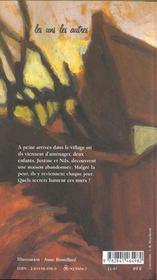 La Maison Aux Quatre Etoiles - 4ème de couverture - Format classique