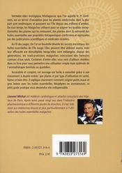 De l'or en bouteille ; les huiles essentielles de madagascar - 4ème de couverture - Format classique
