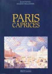 Paris Caprices - Couverture - Format classique