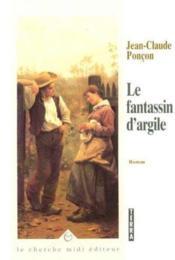 Le Fantassin D'Argile - Couverture - Format classique