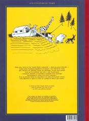 L'arche de Noé - 4ème de couverture - Format classique