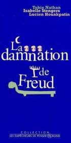La Damnation De Freud - Couverture - Format classique