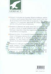 Grands Predateurs D'Afrique - 4ème de couverture - Format classique