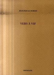Vers à vif - Intérieur - Format classique