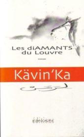 Les diamants du louvre - Couverture - Format classique