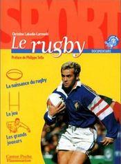 Le rugby - Intérieur - Format classique