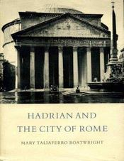 Hadrian and the city of Rome. - Intérieur - Format classique