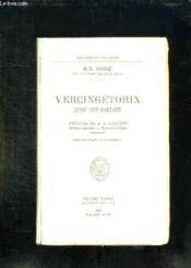 Vercingetorix Chef Des Gaulois. - Couverture - Format classique