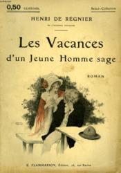 Les Vacances D'Un Jeune Homme Sage. Collection : Select Collection N° 7 - Couverture - Format classique