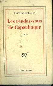 Les Rendez Vous De Copenhague. - Couverture - Format classique