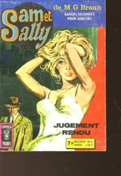 Sam Et Sally - Couverture - Format classique