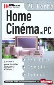 Home Cinema Et Pc - Intérieur - Format classique