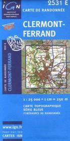 Clermont-Ferrand - Couverture - Format classique