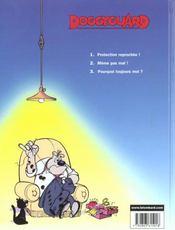 Doggyguard T.3 - 4ème de couverture - Format classique