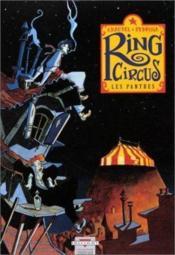 Ring circus t.1 ; les pantres - Couverture - Format classique