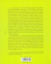 Toits et murs végetaux - 4ème de couverture - Format classique