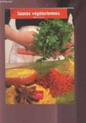 Sauces Vegetariennes - Couverture - Format classique