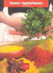 Sauces Vegetariennes - Intérieur - Format classique