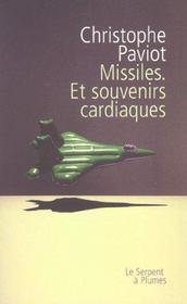 Missiles Et Souvenirs Cardiaques - Intérieur - Format classique
