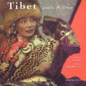 Tibet jours de fetes - Couverture - Format classique