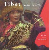 Tibet jours de fetes - Intérieur - Format classique