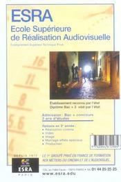 Mise En Scene (La) - 4ème de couverture - Format classique