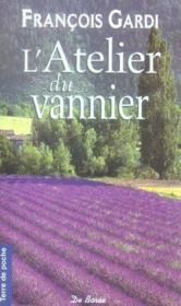 Atelier Du Vannier (L') - Couverture - Format classique