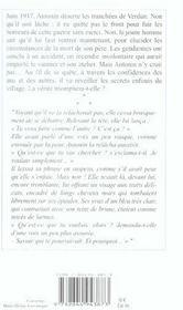Atelier Du Vannier (L') - 4ème de couverture - Format classique