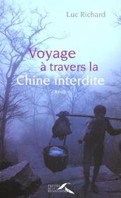 Voyage a travers la chine interdite - Intérieur - Format classique