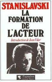 La Formation De L'Acteur - Intérieur - Format classique