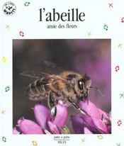 L'abeille l'amie des fleurs - Intérieur - Format classique