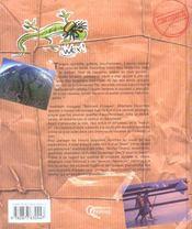 Makoa, saveurs marronnes - 4ème de couverture - Format classique