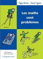 Les maths cent problèmes - Intérieur - Format classique