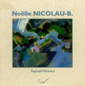 Noelle Nicolau-B. - Couverture - Format classique