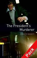 Vente  Obwl 3e level 1: the president's murderer audio cd pack  - Xxx