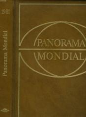 Panorama Mondial, Encyclopedie Permanente. 1981. - Couverture - Format classique