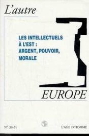 Autre Europe (L') 30/31 - Couverture - Format classique
