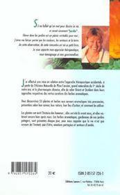 Plantes Et Herbes Aromatiques - 4ème de couverture - Format classique