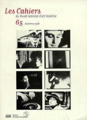 Cahiers Du Musee National D'Art Moderne N.6 - Couverture - Format classique