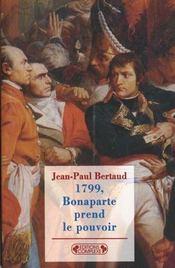 1799, bonaparte prend le pouvoir - Intérieur - Format classique