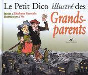 Le petit dico illustré des grands-parents - Intérieur - Format classique
