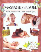 Massage sensuel - Intérieur - Format classique