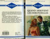 Quand Arrivent Les Hirondelles - Bluebirds In Te Spring - Couverture - Format classique