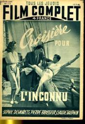 Tous Les Jeudis Film Complet N° 111 - Croisiere L'Inconnu - Couverture - Format classique