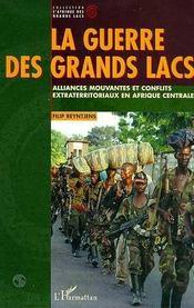 Alliances mouvantes et conflits extraterritoriaux en Afrique Centrale - Intérieur - Format classique