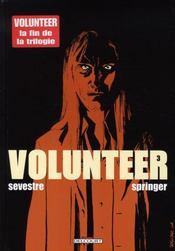 Volunteer t.3 - Intérieur - Format classique