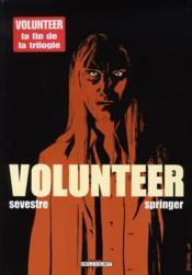 Volunteer t.3 - Couverture - Format classique