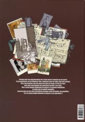 Volunteer t.3 - 4ème de couverture - Format classique