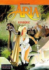 Aria t.15 ; Vendéric - Intérieur - Format classique