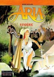 Aria t.15 ; Vendéric - Couverture - Format classique